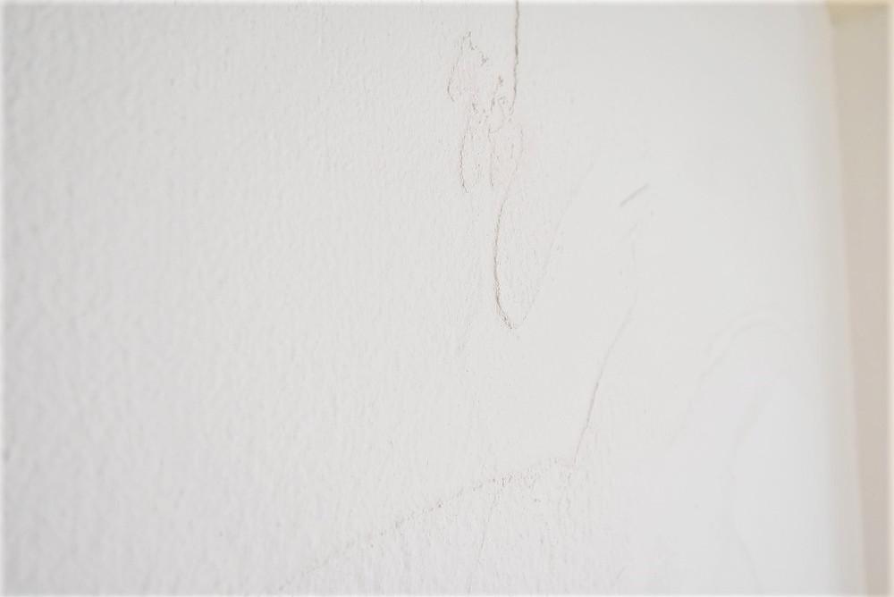 漆喰を塗ることで、お部屋全体が手作り感が出て居心地の良さが違います