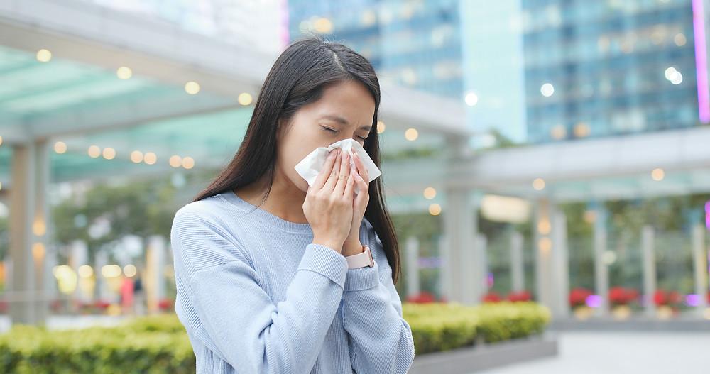 花粉症の症状が敏感な人にお勧めしたいお部屋があります