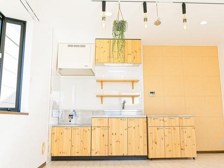 広いリビングがある賃貸に住みたい。カギとなるのはキッチン。