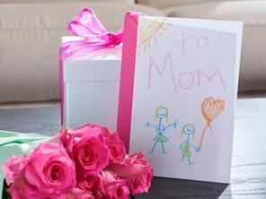 Celebrating Mom!