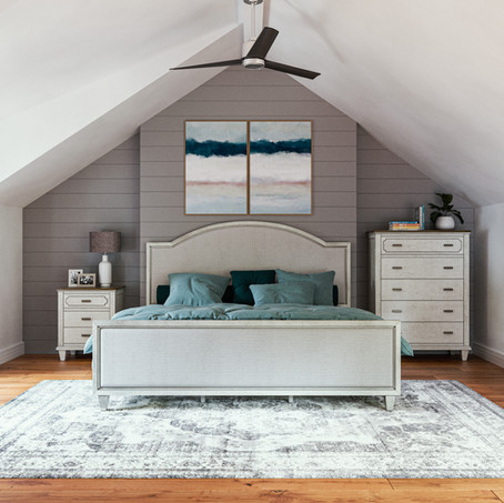 SEVEN STEPS TO THE PERFECT BEDROOM