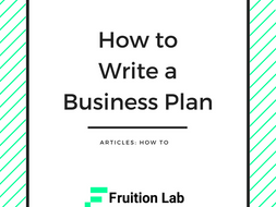 How To Write A Business Plan That Rocks