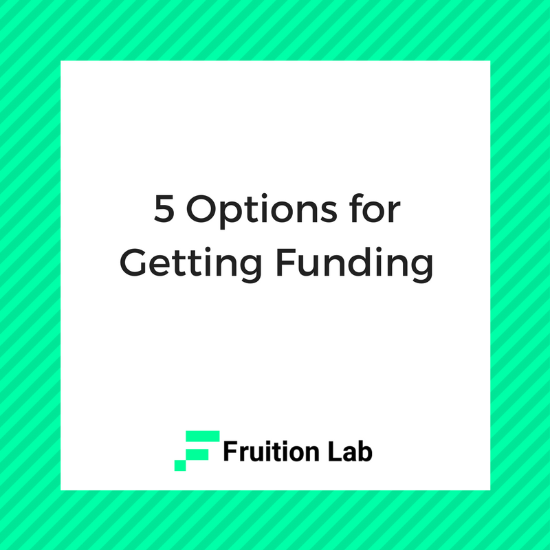 fruition-lab-5-options-for-getting-funding