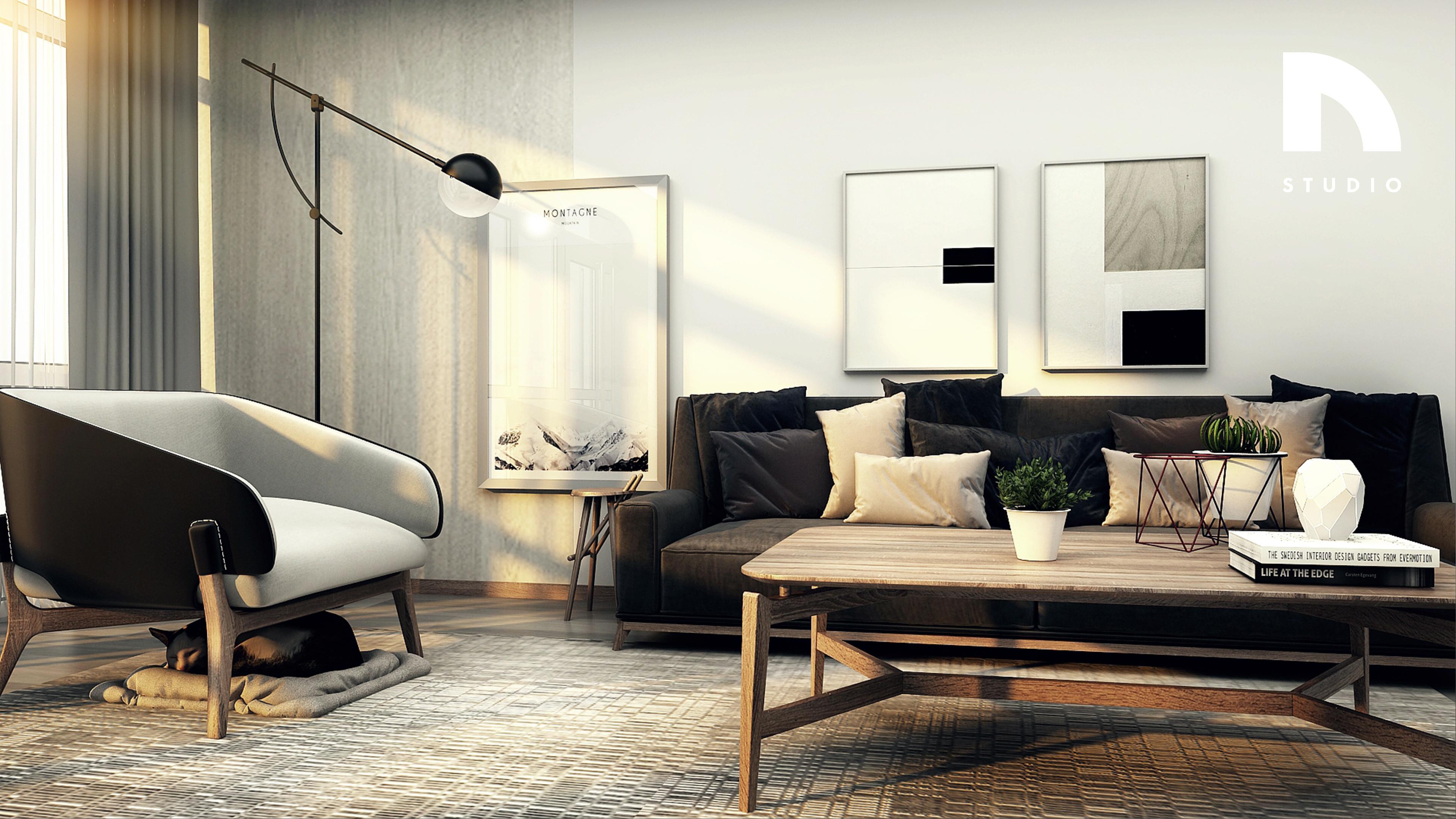 Nonagon.Studio 3D Rendering