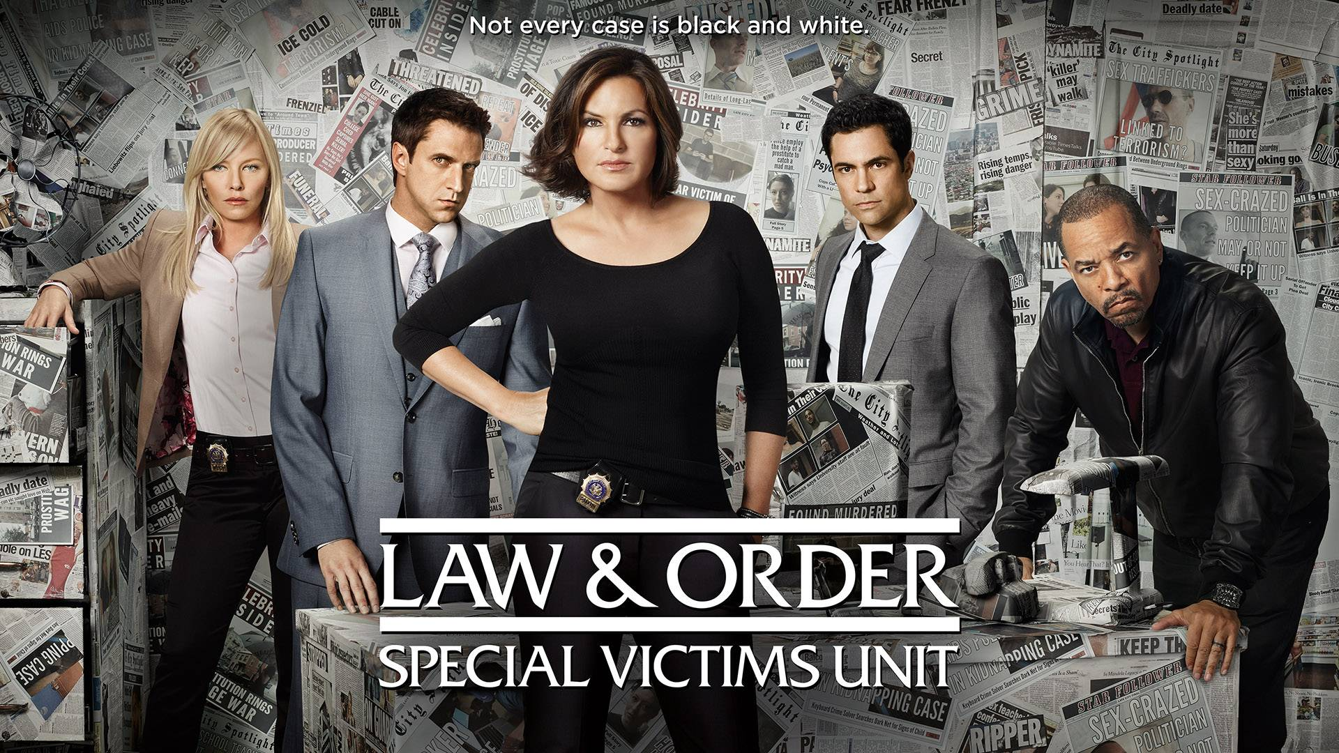 Law & Order Staffel 2-7