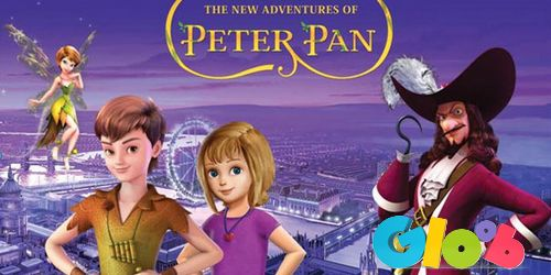 Peter Pan Serie KiKa