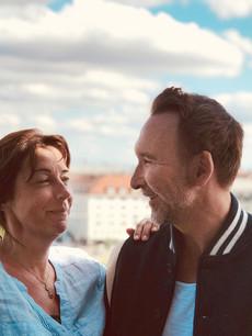 Meine Ausbilderin und Freundin Rita Kampmann