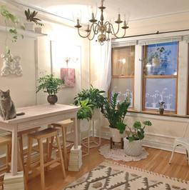 Interior studio decor