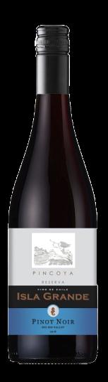 Isla Grande Pinot Noir Reserva