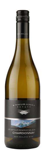Kahurangi Mount Arthur Reserve Chardonnay