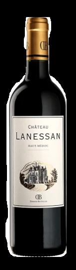 Chateau Lanessan Haut-Medoc 2012
