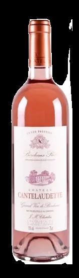 Chateau Cantelaudette Bordeaux Rose