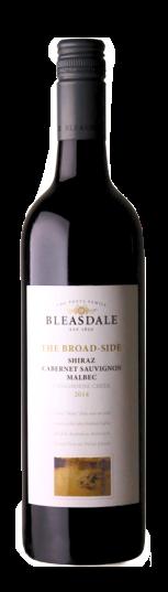 Bleasdale The Broadside'  Shiraz Cabernet