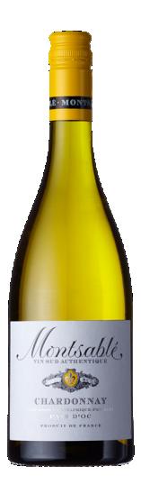 Montsable Vin Sud Authentique Chardonnay