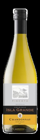 Isla Grande Reserva Chardonnay