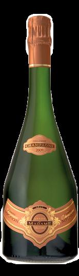 Pierre Mignon Annee de Madame Millisime Brut Champagne