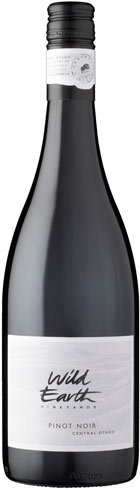 Wild Earth Pinot Noir