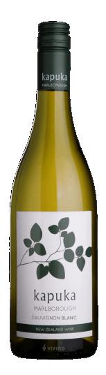 Kapuka Sauvignon Blanc