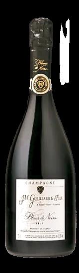 JM Gobillard Champagne Blanc de Noirs Brut