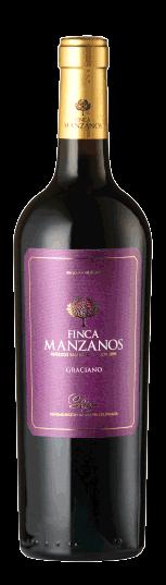 Finca Manzanos Graciano Rioja Cosecha