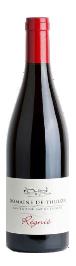 Domiane de Thulon Regnie Veilles Vignes