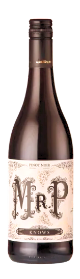Iona 'Mr. P Knows' Pinot Noir