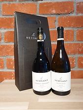 France 2-bottle gift set Le VersantCabernet Sauvignon & Sauvignon Blanc