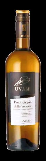Biscardo Uvam Pinot Grigio