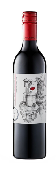 Zontes Footstep 'Chocolate Factory' Shiraz