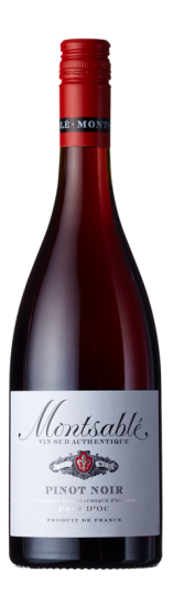 Montsable Vin Sud Authentique Pinot Noir