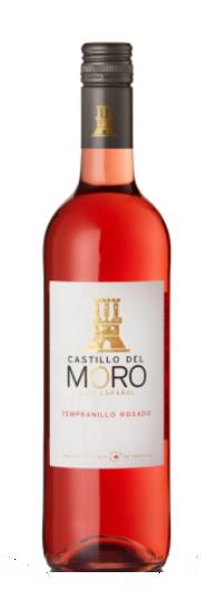 Castillo del Moro Tempranillo Rosado