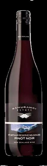Kahurangi Mount Arthur Reserve Pinot Noir