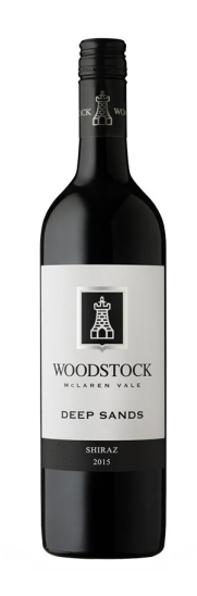 Woodstock Deep Sands Shiraz