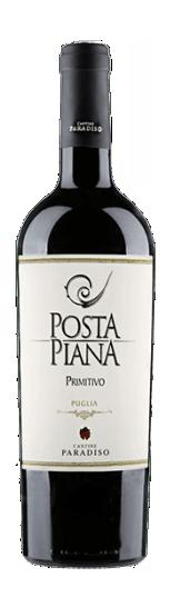 Posta Piana Primitivo Puglia