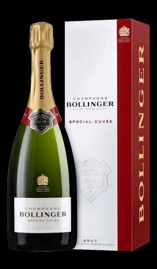 Champagne Bollinger Gift Box