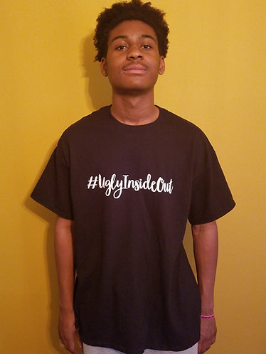 #UglyInsideOut Tees (men's cut aka roomier)