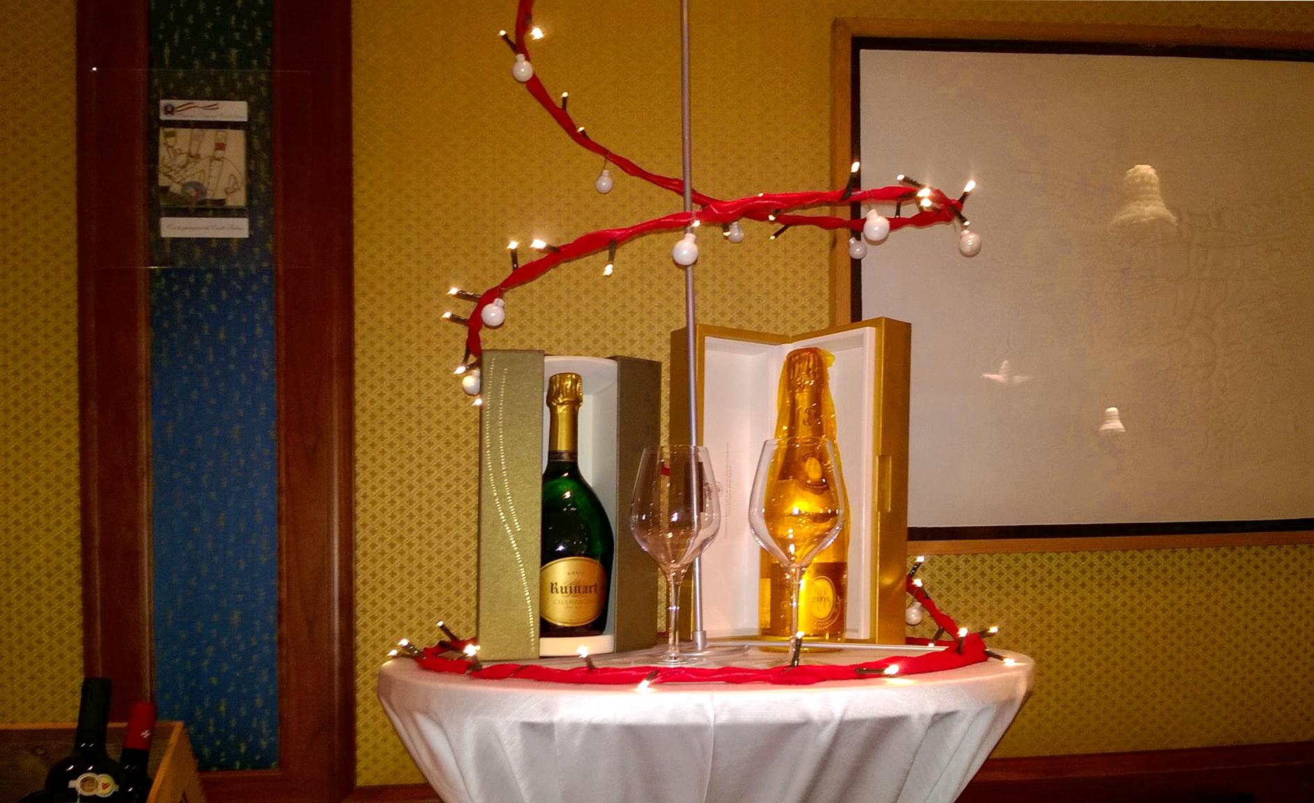 champagne natale
