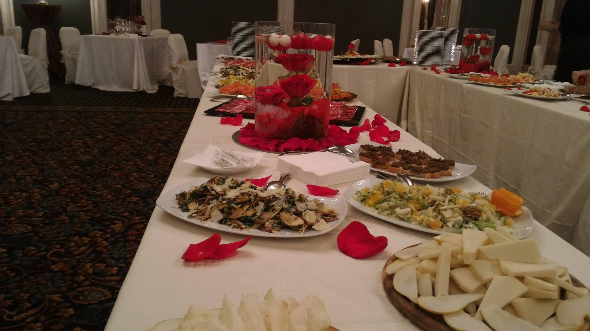 san valentino buffet