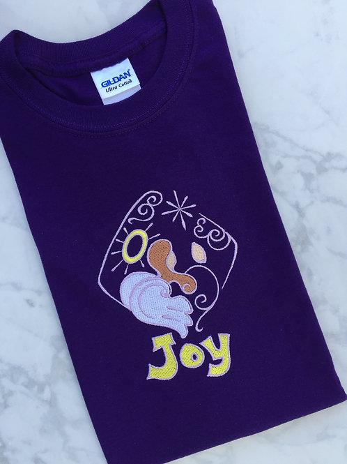 Angel Joy Christmas T-shirt