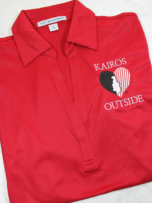 Licensed Women's Kairos Outside polo style shirt