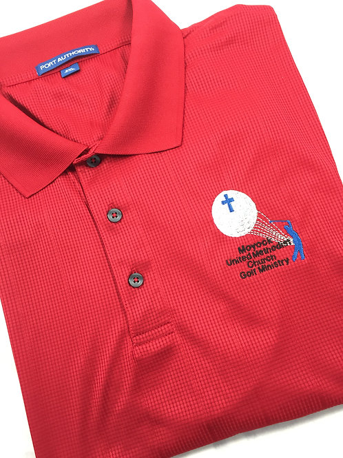 Moyock UMC Golf Ministry Polo Style Shirt