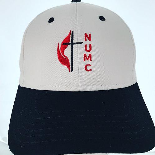 NUMC Logo Cap