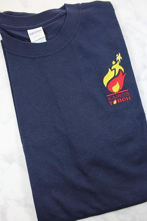 Licensed Kairos Torch Logo T-Shirt