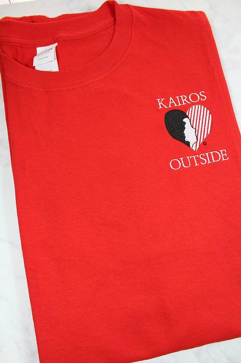 Licensed Kairos Outside Logo T-Shirt