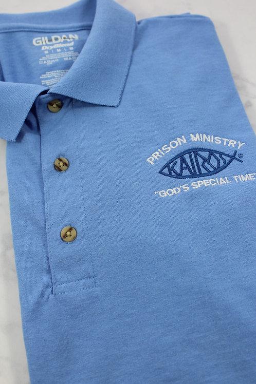 Licensed Kairos Polo Style Logo Shirt