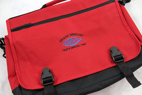 Licensed Kairos Prison Ministry Messenger Bag/Briefcase
