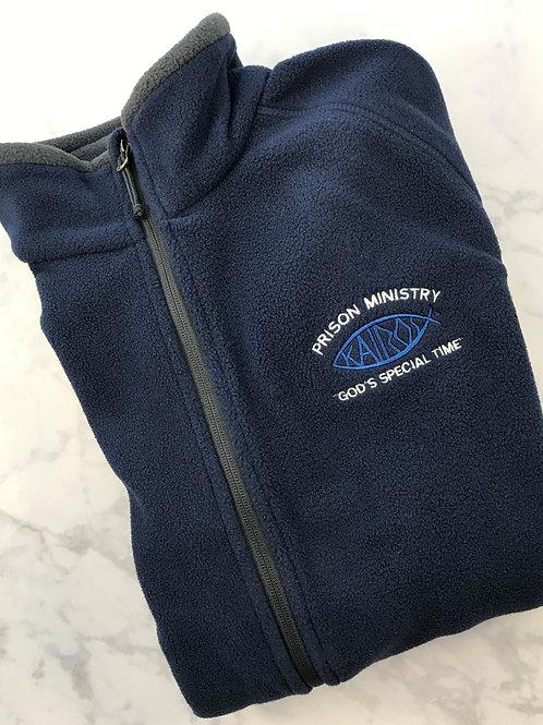 Licensed Kairos Full-zip SM-F229 Fleece Jacket
