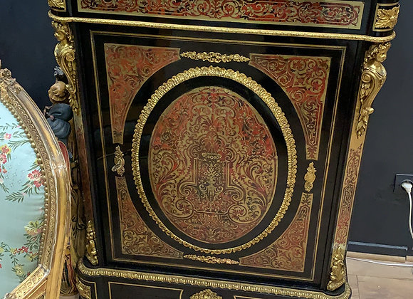 Meuble marqueterie Boulle