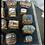 Thumbnail: Collection de  boîtes de fiançailles , 19ème siècle