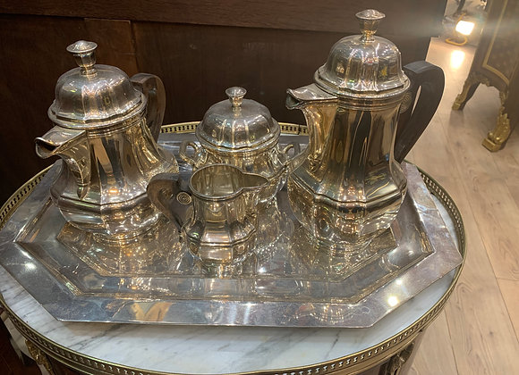 Service à thé , Christophle